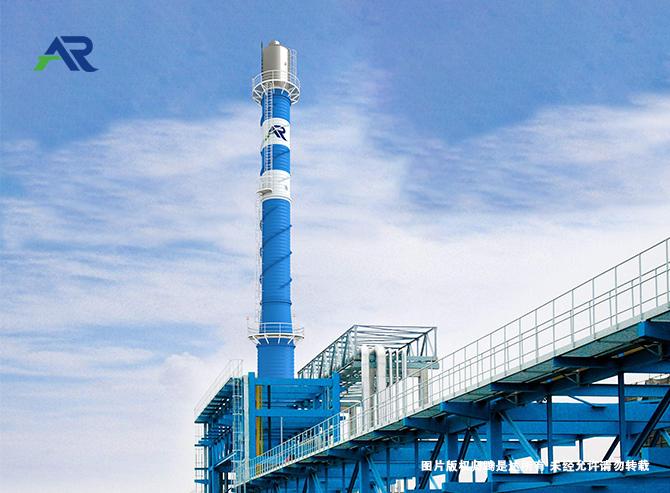 工业钢烟囱