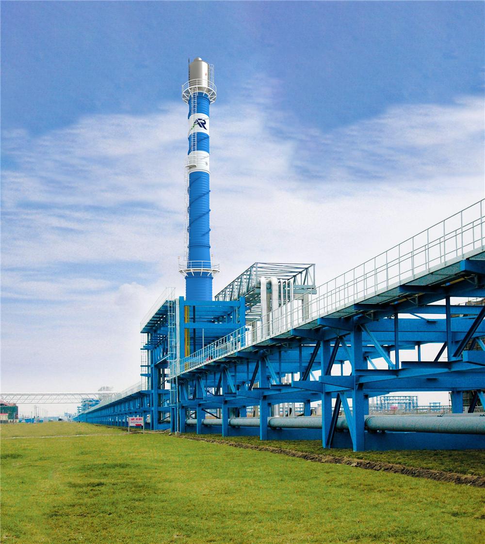 化工厂玻璃钢烟囱