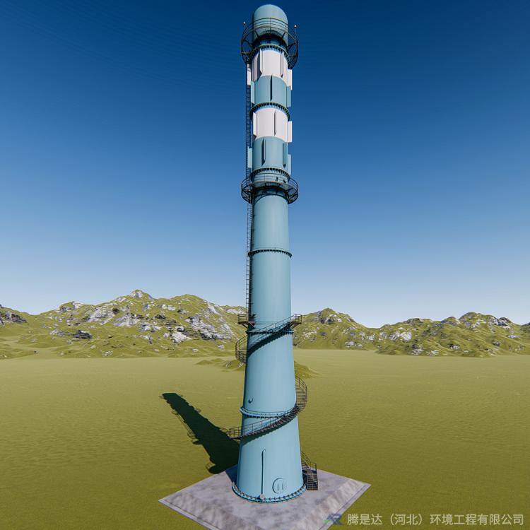 焦化厂烟囱