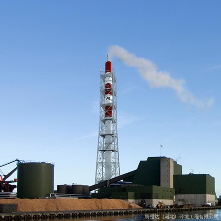 塔架式工业烟囱