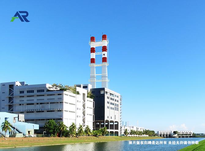 发电锅炉烟囱