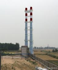 集束式碳钢烟囱