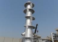 钛钢复合板钢烟囱适用于什么厂区?