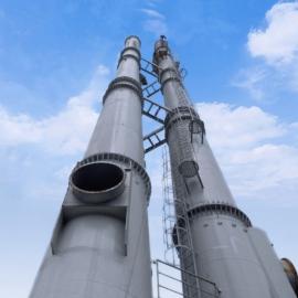 电厂烟囱新建