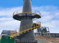 钢烟囱防腐措施及处理方案分享