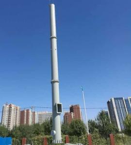 30米钢制烟囱图集