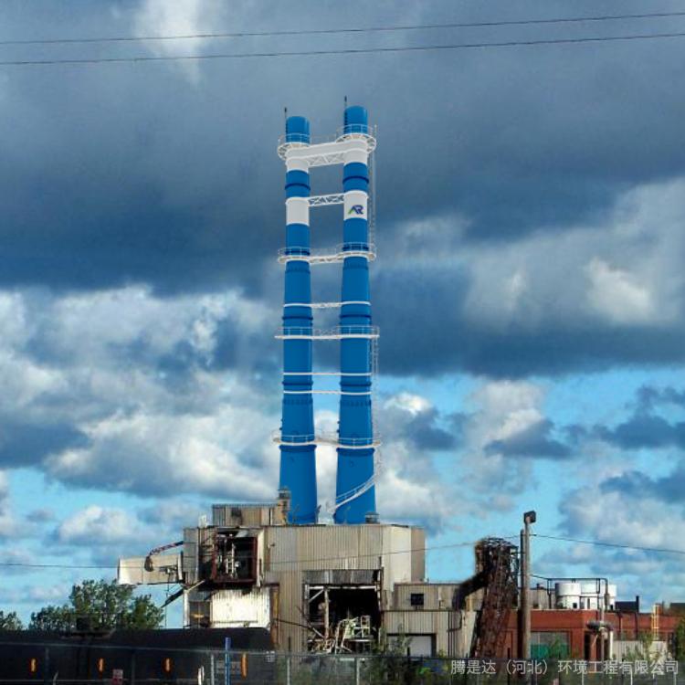 火电厂烟囱