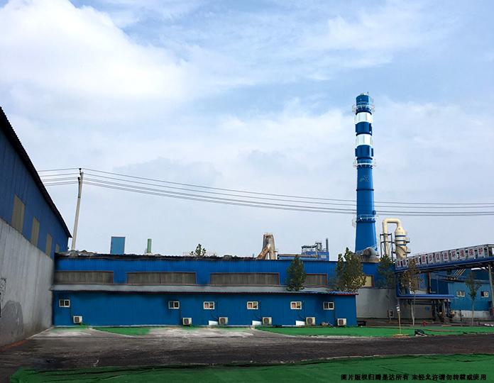 塔架式不锈钢烟囱安全施工规范